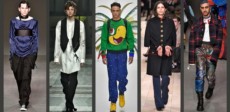 London Collections inicia temporada de moda masculina