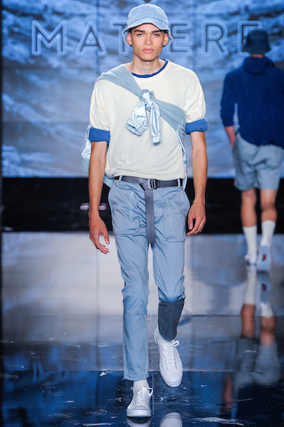 Matiere, Spring 2018, New York Menswear, July 12th, 2017