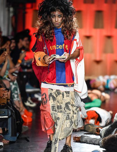 Vicente Perrota-Brasil Eco Fashion Week-